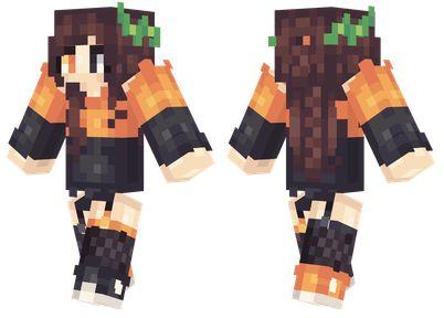 Purple Girl Minecraft Skins Halloween Girl Minecraft Girl Skins Mc Skins