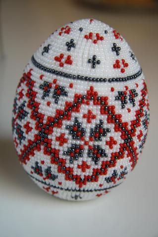 Húsvéti Pysanka | biser.info - minden a gyöngyök és gyöngyös munkák