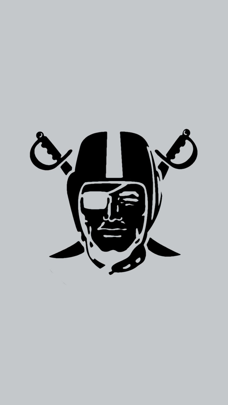 Oakland Raiders Nail Art: Best 25+ Raiders Wallpaper Ideas On Pinterest