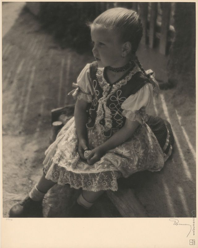 Ladislav Rozman: Mysľava,Slovakia,1940
