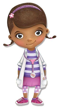 Doc McStuffins my great niece loves doc!