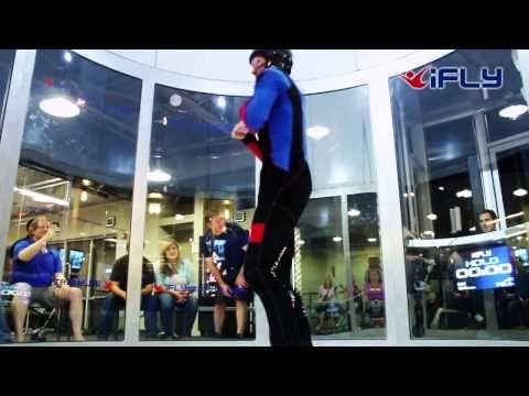 iFLY (Orlando) Indoor Skydiving Experience