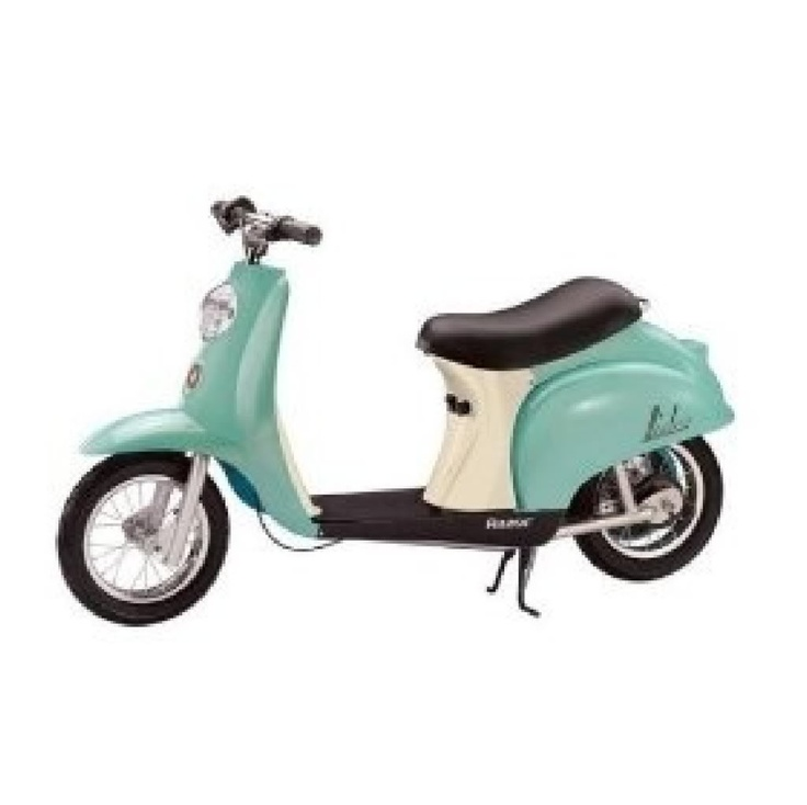 Great color for a scooter