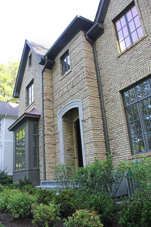 Image result for buff brick house                                                                                                                                                                                 More