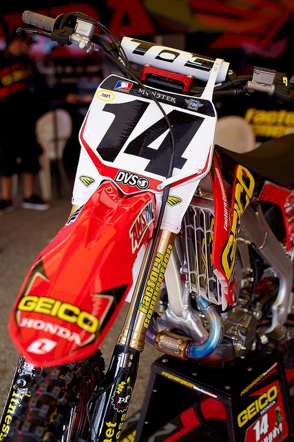 Kevin Windham Is A Fan Favorite In The Industry And Has Been Member Of Factory Connection Racing Since Monster Motocross AMSOIL Exclusive Official