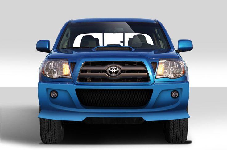2005-2010 Toyota Tacoma Duraflex BT-1 Front Bumper Cover - 1 Piece
