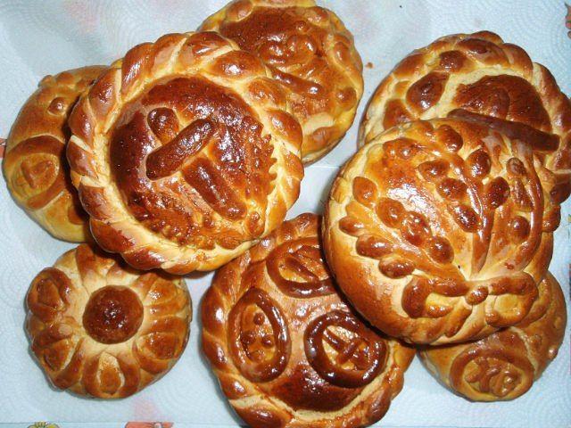 1000+ images about Ukrainian bread on Pinterest   Wedding ...