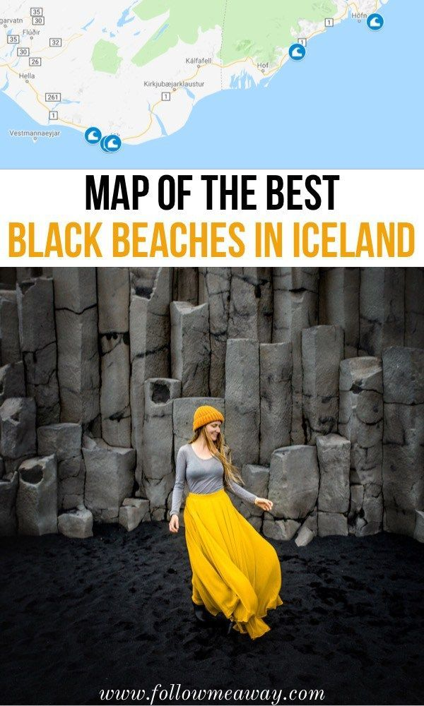 5 Magical Black Sand Beaches In Iceland How To Find Them