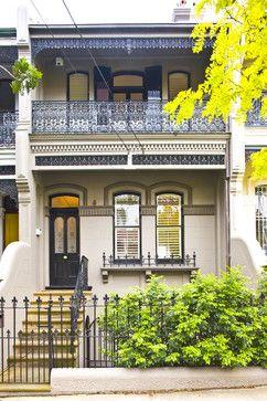 The 'Escher' House traditional-exterior