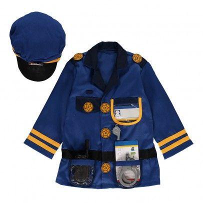 Costume d'officier de police  Melissa & Doug