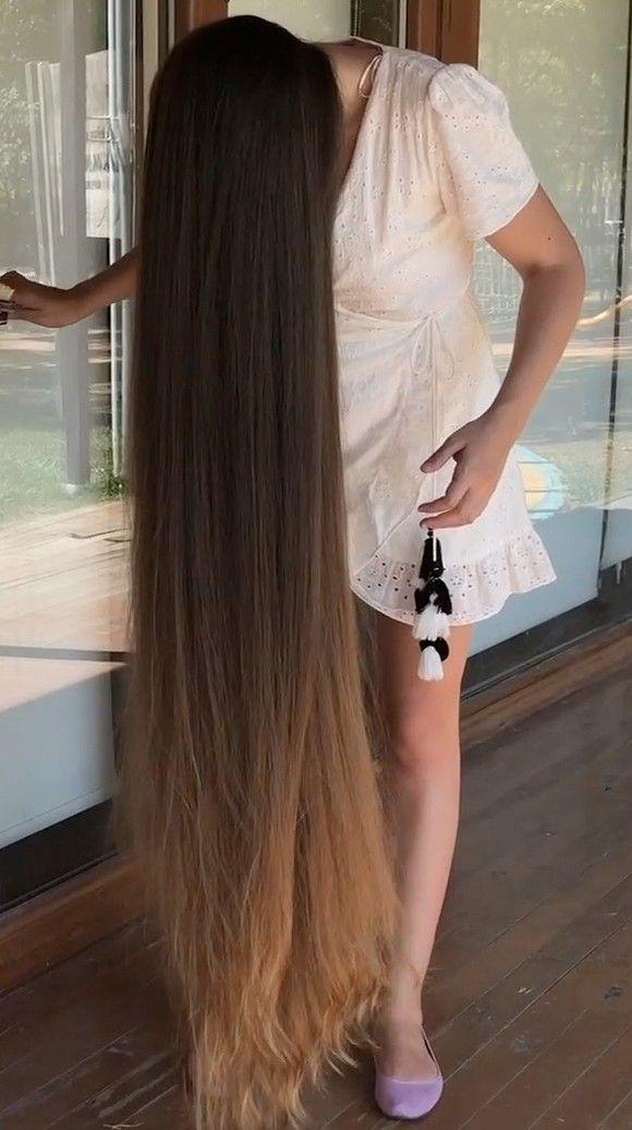 Video Massive Mane Part 2 In 2019 Long Hair 86 Pinterest