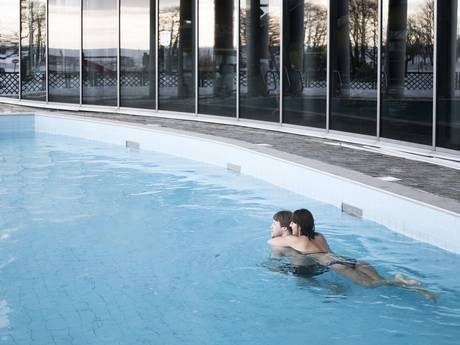 Spa swimming pool, Parnu, Estonia