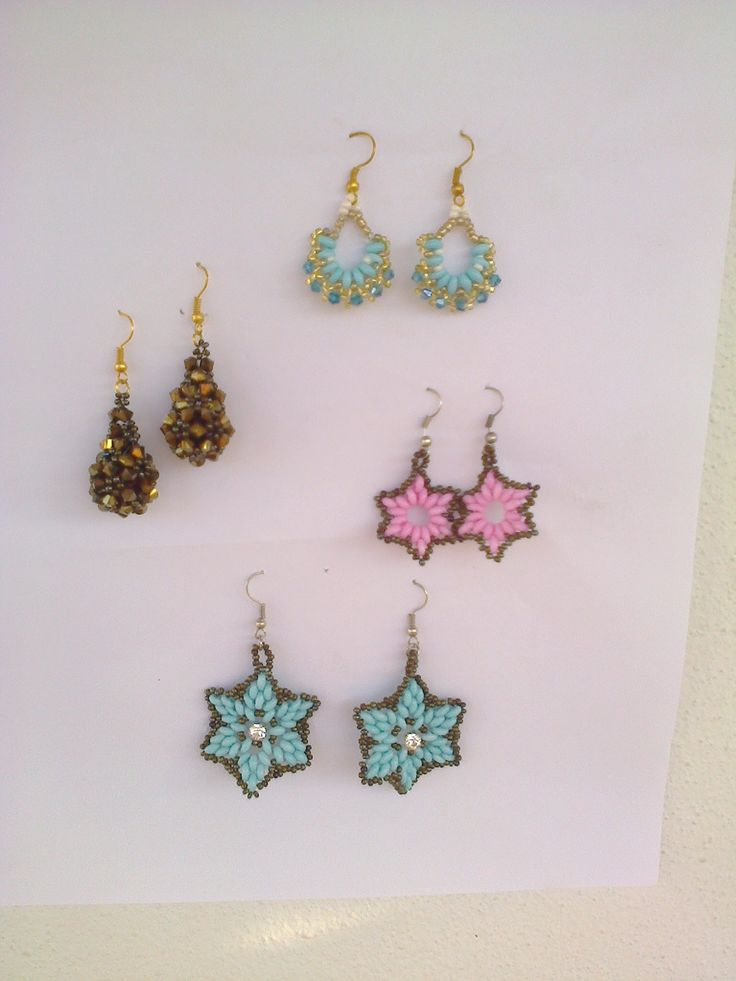 2014 August Earrings