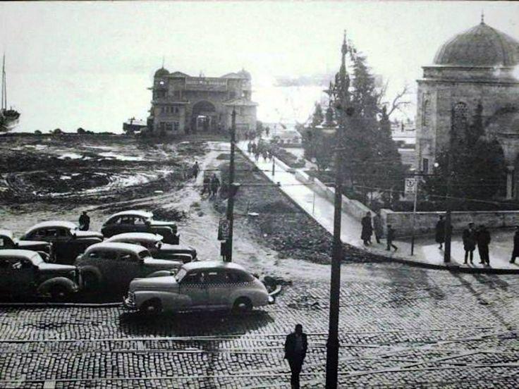 Beşiktaş İskele Meydanı