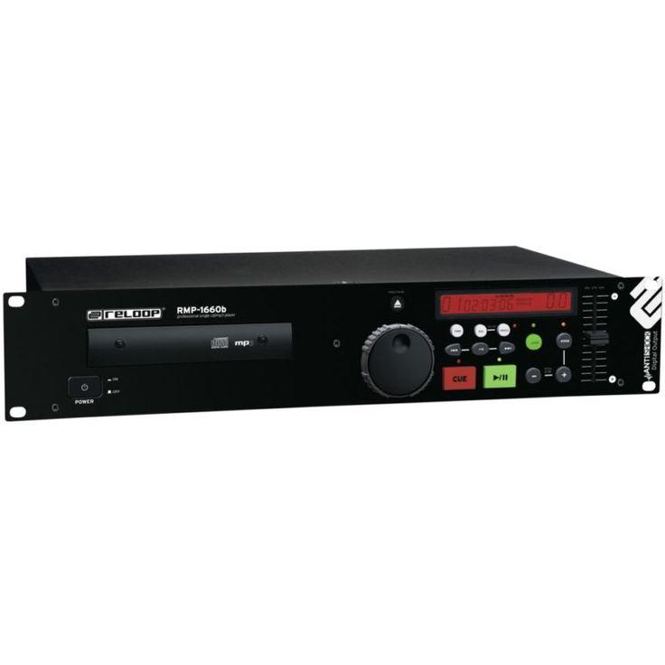 El Reloop RMP-1660 equipa al DJ con un paquete completo de herramientas para una mezcla digital creativa. Mejor precio para Colombia, distribuidor oficial