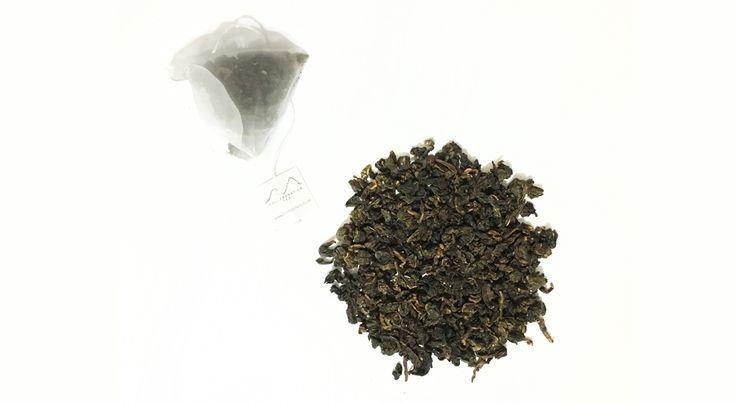 Oolong - Oolong tea blend by www.collabtea.com Wedding favours, tea favours