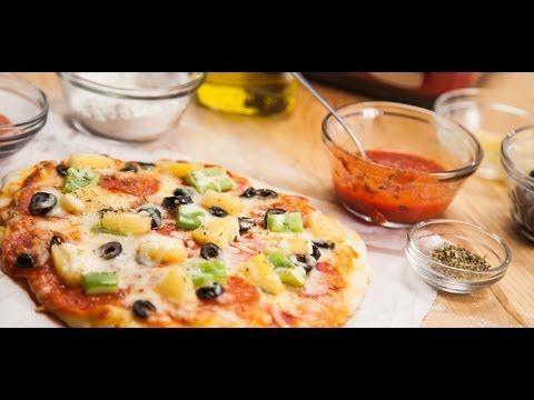 ▶ Personal Pizza Dough - Blendtec Recipes  http://blendt.ec/oAMJn