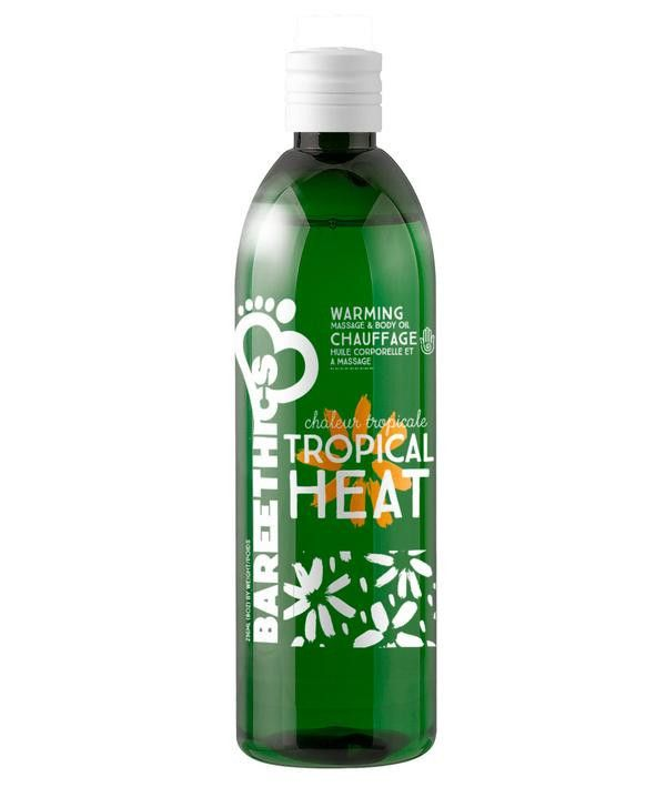 Bare Ethics - Tropical Heat Massage Oil