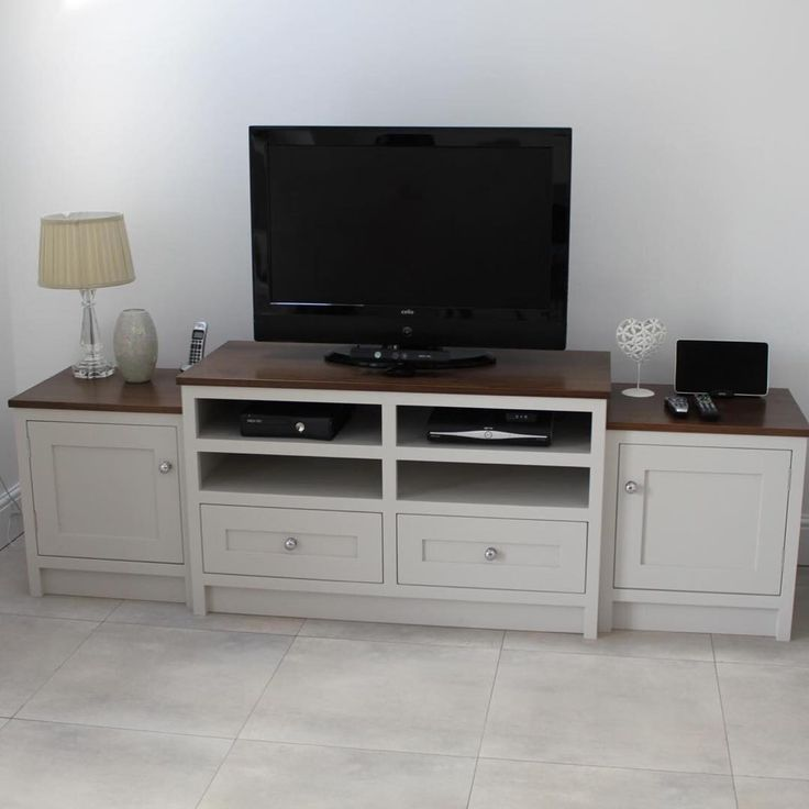 CoHebe.com handmade bespoke furniture. Check out our TV & Media base unit. Hardwood frames, walnut top. Can be modified to store Sonos sound bar from £1950.