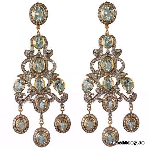 Ювелирные тенденции / модные ювелирные украшения 2013