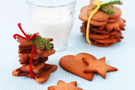 Julens godaste pepparkakor - Norrmejerier
