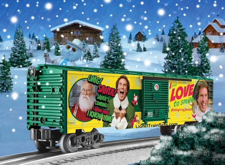 Lionel Elf Christmas Boxcar 683777 Marketplace Bargains
