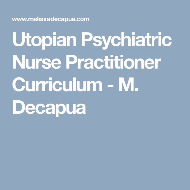 The 25+ best Psychiatric nurse practitioner ideas on Pinterest - resource nurse sample resume