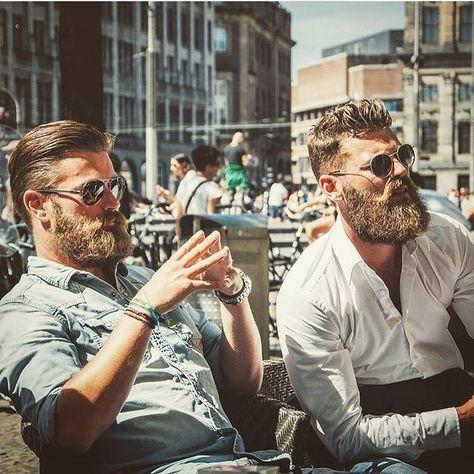 BEARDREVERED on TUMBLR | thelastofthewine: hairygingerman: bearded...