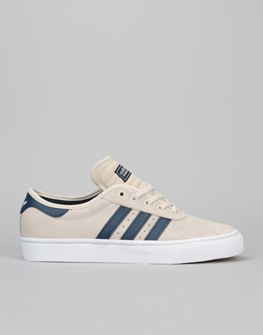 separation shoes d8df7 dc44d Adidas Adi-Ease Premiere ADV Skate Shoes - Clear BrownNavyWhite