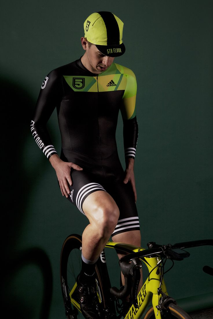 adidas x 5th Floor cycling kit | The 5th Floor