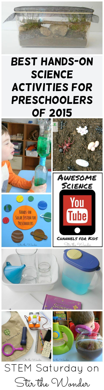 Best Hands-on Science Activities for Preschoolers