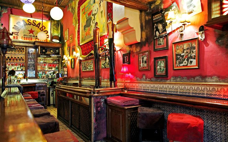 After-hours Athenian Bars to the Rescue - Greece Is