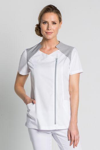 Ropa laboral sanitaria y vestuario de trabajo - Vestuario laboral online - Ropa de trabajo sanidad, chaqueta enfermera, chaqueta médico, clínica y farmacia.