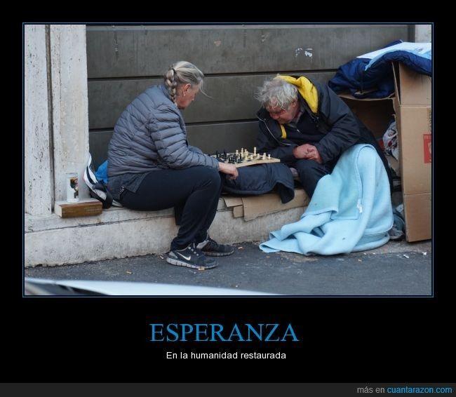 La imagen del día ♥ - En la humanidad restaurada   Gracias a http://www.cuantarazon.com/   Si quieres leer la noticia completa visita: http://www.estoy-aburrido.com/la-imagen-del-dia-%e2%99%a5-en-la-humanidad-restaurada/