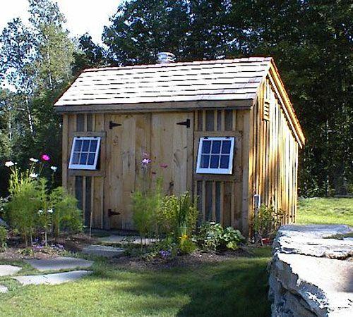134 best images about garages on pinterest storage sheds for Cedar shingle shed