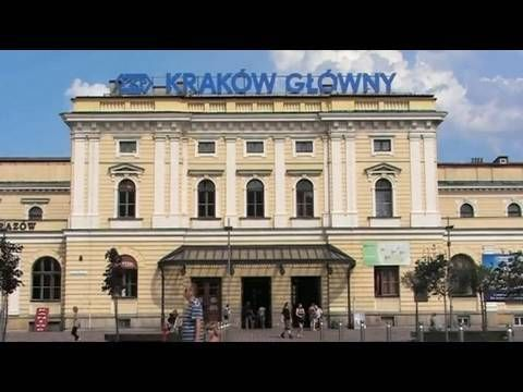 Video: Kraków In Your Pocket - Train Station (Dworzec Główny) Everything you need to know about the Train and Bus Station