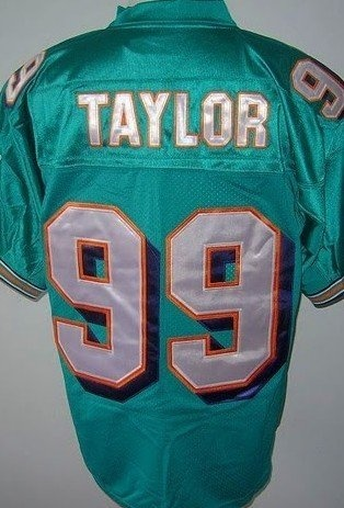 Jason Taylor - One of the greatest Dolphins of all time