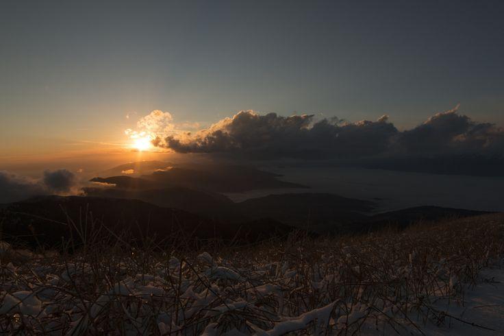 Photo Tramonto sulla Val Belluna by Andrea Bortolomei on 500px
