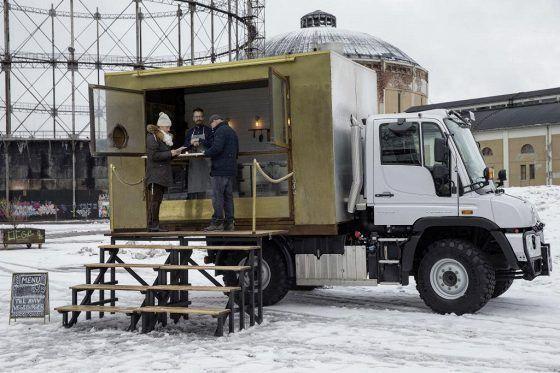 Suomalaismiehen ruokarekka kiinnostaa nyt maailmalla – poliisit syynäsivät…