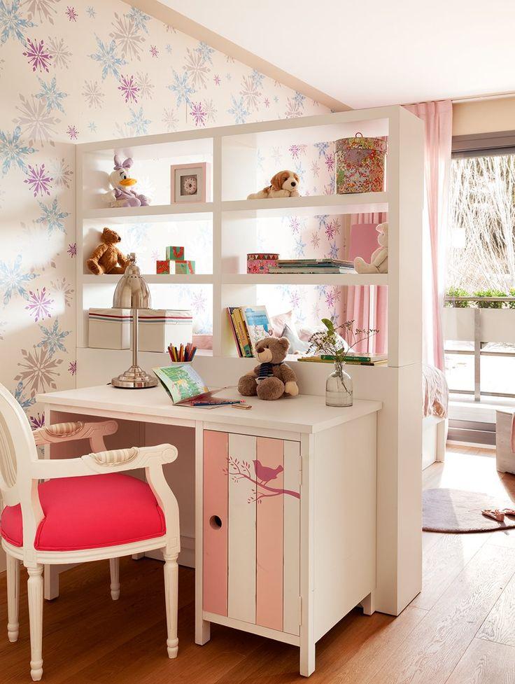 Mejores 76 imágenes de HABITACIONES NIÑOS en Pinterest | Habitación ...