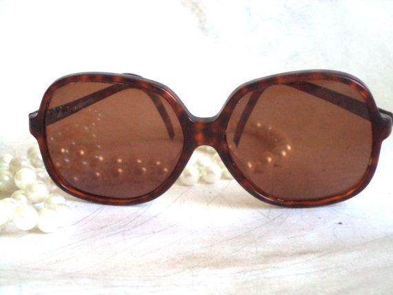 CLAIBORNE 80s Eyeglasses Sunglasses LC 19 huge by MushkaVintage3