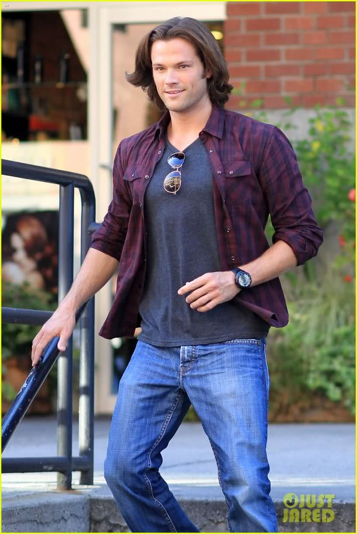 genevieve padalecki dating And what's it like shooting a love scene with jared padalecki let's find out tvguidecom: genevieve cortese: it was kind of after the fact that i found out.