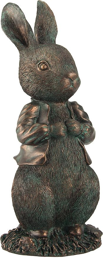 In the Garden and the Home - Peter Rabbit Figure