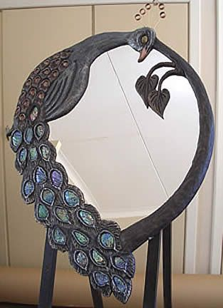 african art and mirror sculptures313 x 432 | 22.8KB | www.ljtours.com