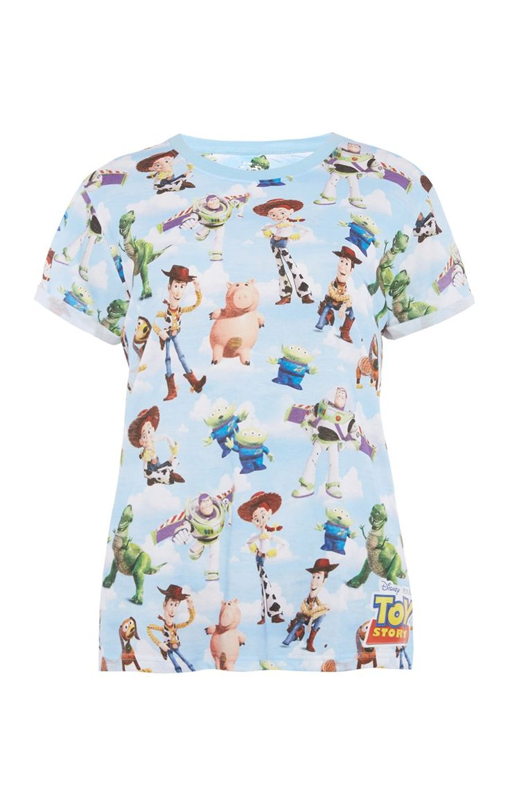 Blue Toy Story T-shirt