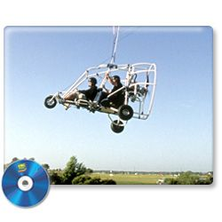 Sport Pilot Written Test Prep (Powered Parachute) - DVD for Windows - Includes the Complete Sport Pilot Powered Parachute Ground School & Test Question Review that guarantee you'll pass the FAA Knowledge Test.