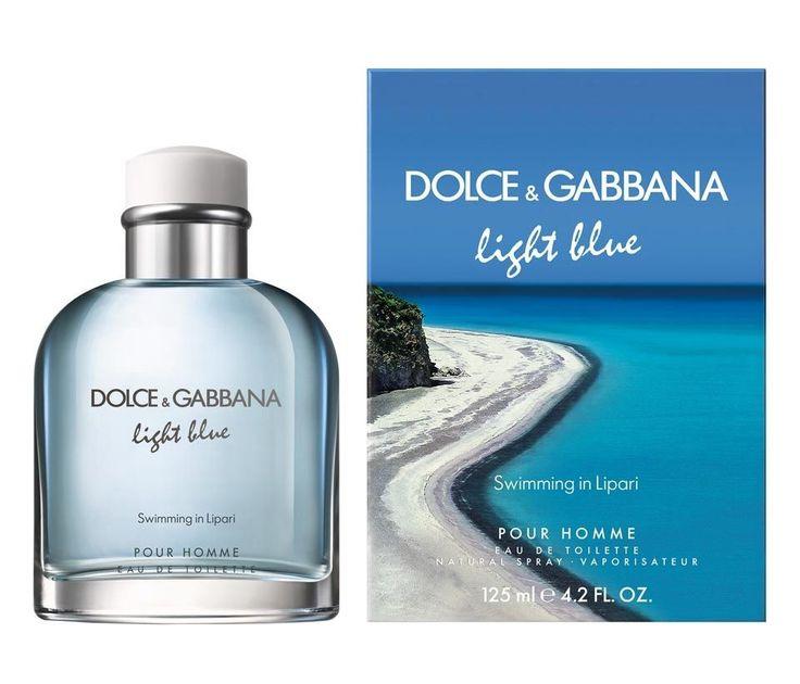#summer #2015 Light Blue Swimming in Lipari Dolce&Gabbana
