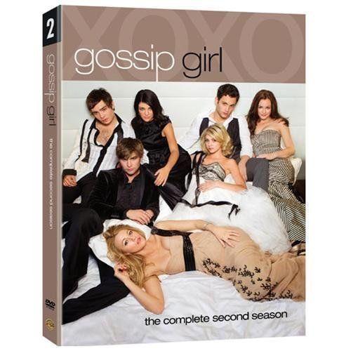 Gossip Girl: Season 2 New Sealed CW DVD BLAKE LIVELY TAYLOR MOMSEN  | eBay