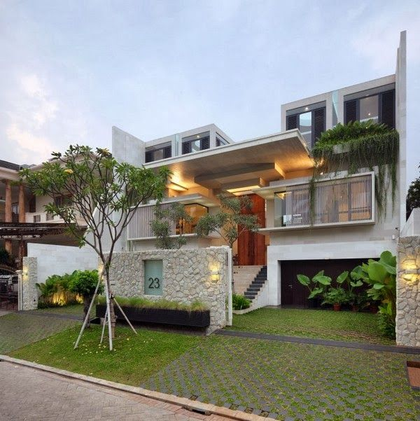 reka bentuk pagar rumah terkini ARSITEK - Google Search
