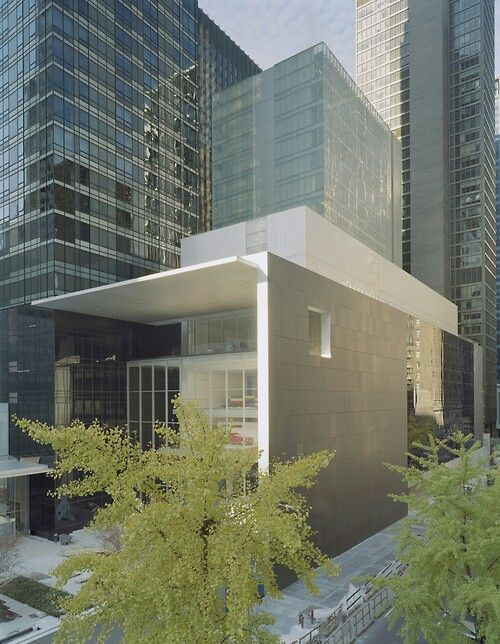 The Museum of Modern Art   Timothy Hursley   Via
